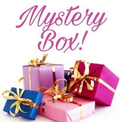 WOMANS MYSTERY BOX Clothing, Dvds, Tech, Accessories, Games, Many More Surprises