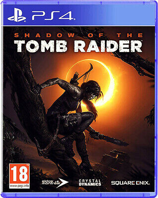 Shadow of the Tomb Raider PS4 *in Excellent Condition*