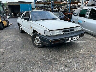 1991 Nissan Sunny Gsx Coupe 1.6 Petrol Project Car Barn Find Spares Or Repairs