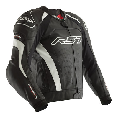 RST 2051 Tractech Evo III CE Mens Leather Motorcycle Jacket £174.99!!