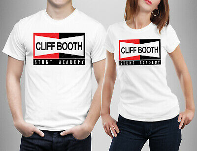 Cliff Booth Champion Stunts T-Shirt Once upon a time in Hollywood Movie 2019 top