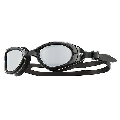 TYR Special Ops 2.0 Polarized Swimming Goggles Black