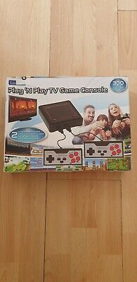 OFFICIAL Lexibook plug N play TV games Console L@@K W@W!!!