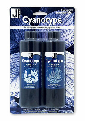 Jacquard Cyanotype Sensitizer Set for blueprinting
