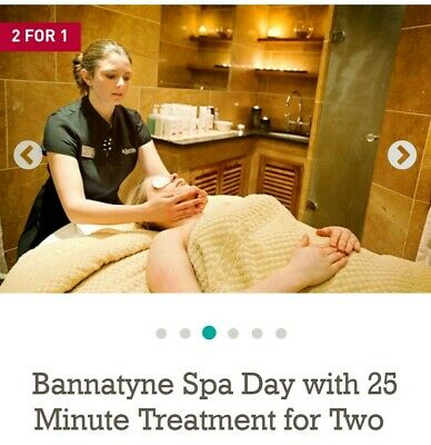 Spa day for 2