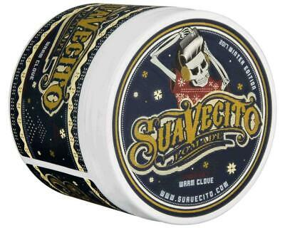 Suavecito Pomade Warm Clove Special Edition - Firme Strong Hold 4 Oz