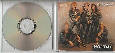 Scorpions Holiday MCD Maxi CD single NM 3 Tracks CDP 560-2 040462 NEW UNSEALED