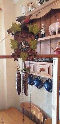 Small Cuckoo clock In Good Working Order