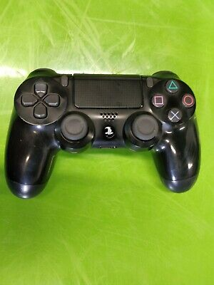 Genuine Sony PlayStation 4 Wireless Black Game Controller - USA FAST SHIPPING