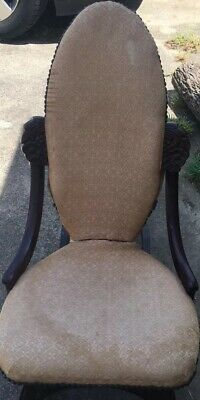 Vintage Antique Small Rocking Chair