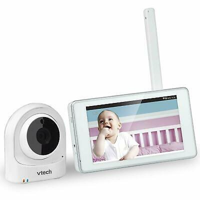 """Vtech VM981 5"""" Touch Screen HD Video Baby Monitor with Expandable Wi-Fi Camera"""