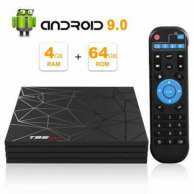 BRAND NEW Android 9.0 TV Box, T95 Max Smart TV Box with 4GB RAM 64GB ROM