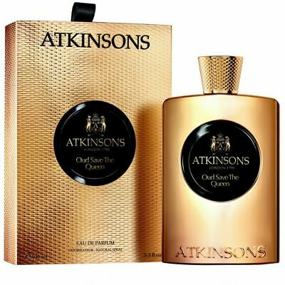 Brand new and Sealed Atkinsons Oud Save The Queen