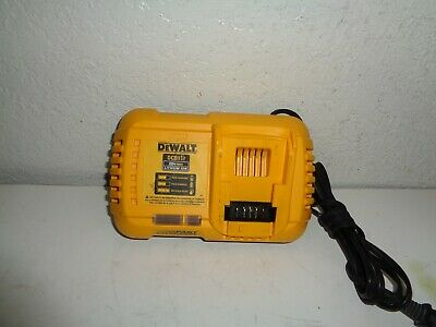 DeWALT DCB118 20-Volt MAX Lithium-Ion Fan Cooled Fast Battery Charger