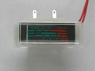Multi Colors 12v Custom Engraved LED CB Radio Call Sign 11 Meters Plaque