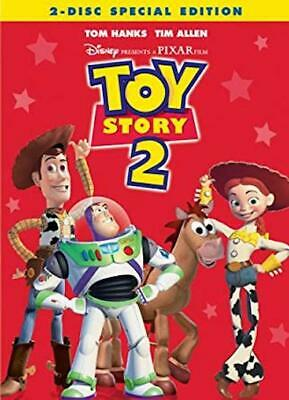 Toy Story 2 DVD, 2005, 2-Disc Set New & Sealed Slipcover Included Free Shipping
