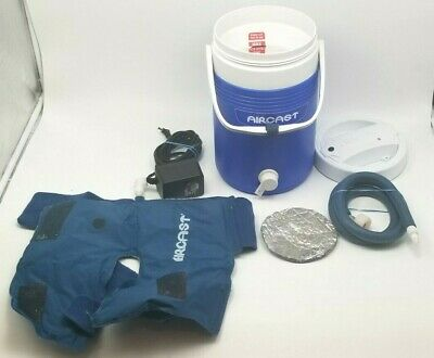 DJO Aircast Cryo Cuff IC Large Knee Shoulder Cold Therapy Compression Unit
