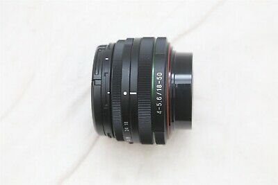 SMC Pentax DAL 18-50mm f/4-5.6 DC WR RE Zoom Lens for Pentax K Mount