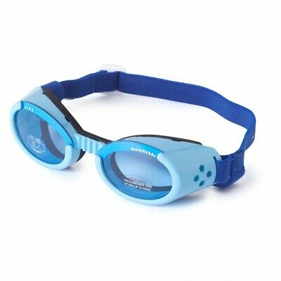 Doggles ILS Sunglasses - BLUE - MED- Dogs 20-60 lbs - FREE SHIPPING