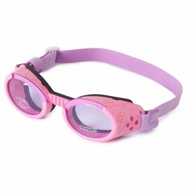 Doggles ILS Sunglasses - PINK - MED- Dogs 20-60 lbs - FREE SHIPPING