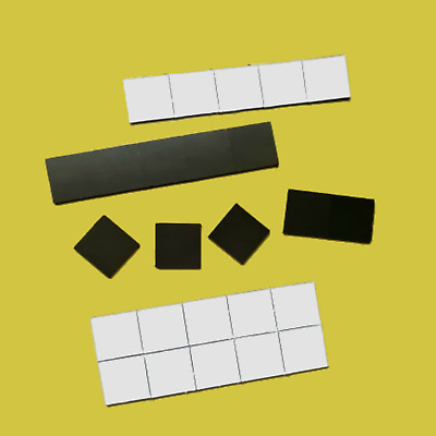 Self Adhesive MAGNETIC SQUARES 20MM -  Flexible Magnets for Crafts