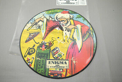 Enigma Age Of Loneliness Disco LP Muy Bien (WR1)