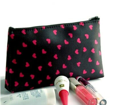 Women Cosmetic Make up Bag Toiletry Holder Beauty Wash Organizer Storage Bag