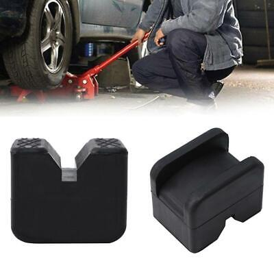 Car Rubber Slotted Pad Lifting Jack Support Block Adapter Protect Accessor Best