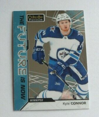 2018-19 OPC Platinum The Future Is Now - KYLE CONNOR (FN-8) WINNIPEG JETS