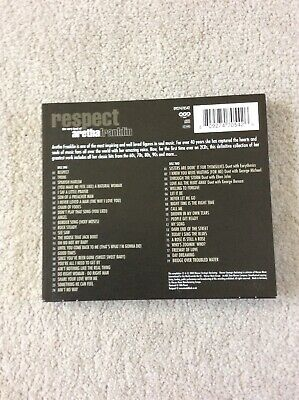 Aretha Franklin - Respect (The Very Best of 2 CD SET)