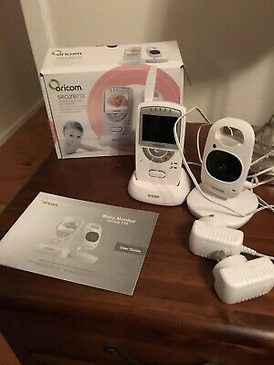 Oricom Secure 710 Digital Baby Monitor & Camera SC710