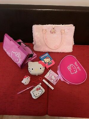 SET accessori HELLO KITTY SANRIO