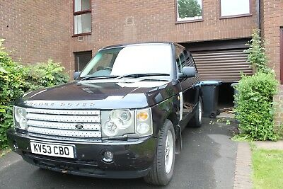 2003 '53' Range Rover 3.0 td6 HSE Auto NEW GEARBOX S/H SWAP P/X either way