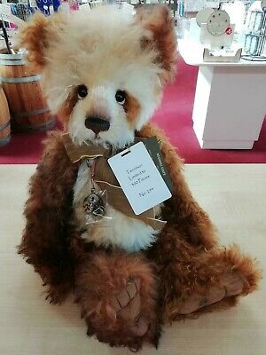 SPECIAL OFFER! 2018 Charlie Bears Isabelle Mohair TENNISON No.294/300 RRP £270