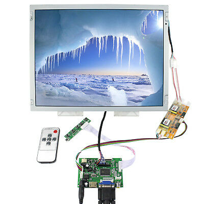 "HDMI VGA 2AV LCD Controller board with 15"" LQ150X1LW73 1024x768 LCD Panel"