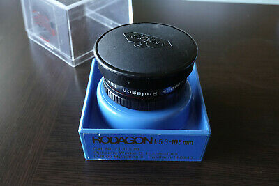 Rodenstock Rodagon 105mm f/5.6 in almost mint condition