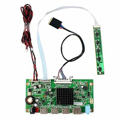 "For 31.5"" 4K LM315WR1 3840x2160 LCD Screen HDMI DP Audio LCD Controller Board"
