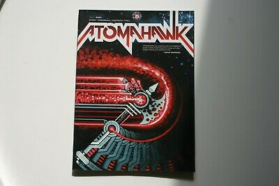 Atomahawk 0, Donny Cates. Nm