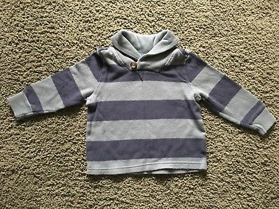 Old Navy Toddler Boy Knit Top Size 2T EUC