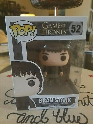 Bran Stark Game of Thrones Funko Pop! Vinyl Figure #52