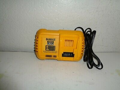 DEWALT 20-Volt MAX Lithium-Ion Fan Cooled Fast Battery Charger {DCB118}