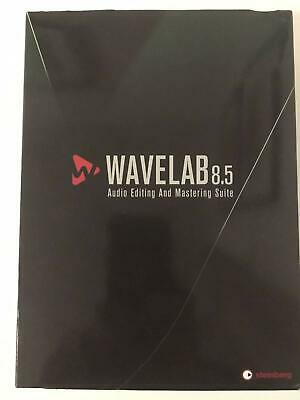 Steinberg Wavelab Pro 9.5 (from 8.5) Audio Editing/Mastering Software