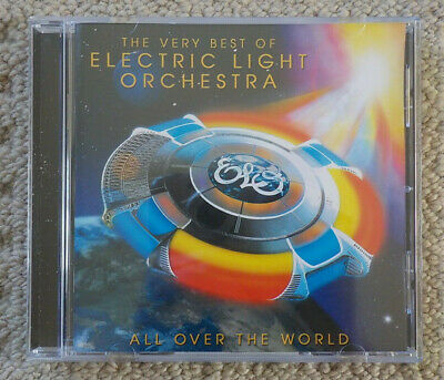 Electric Light Orchestra - All Over The World (Very Best Of) - CD ALBUM [USED]
