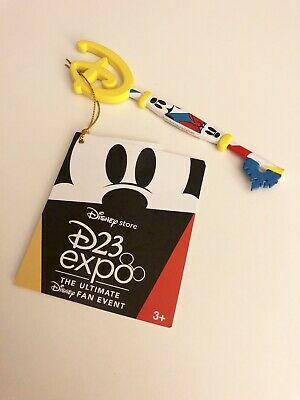 Disney Store Mickey Mouse Minnie KEY 2019 D23 Expo Exclusive LIMITED EDITION