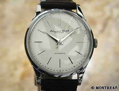 IWC International Watch Co Swiss Made 35mm Calibre 852 Vintage 1960s Watch AS123