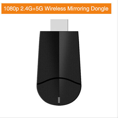 Wireless WiFi Display Dongle 1080p Receiver Airplay Miracast DLNA TV Projector