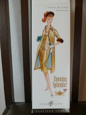 2004  Platinum Label Evening Splendor  Gaw  14/300   Convention  Barbie Doll!!!