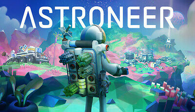ASTRONEER - US/EU/UK/Region Free - [New Steam Account] FULL ACCESS ONLINE PC