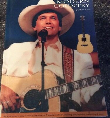 Modern Country For Guitar Tab. Modern Country Music For Guitar Tab.