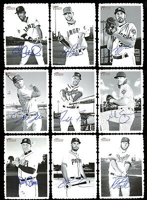 21- 2018 Topps Heritage High Number Lot 1969 Deckle Edge Cards- Sharp Pack fresh